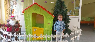 Децата от яслите на 04.01.2021г - ДГ 171 Свобода - София