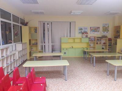 Материална база на група Детелина - ДГ 171 Свобода - София