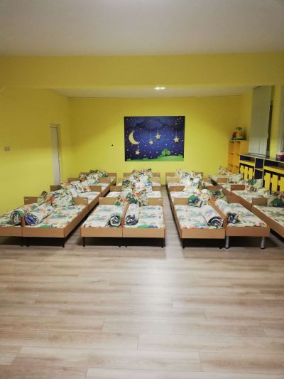 Материална база на Детската градина - ДГ 171 Свобода - София