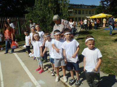 Спортен празник  - ДГ 171 Свобода - София