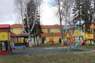 Интериор на Детската градина - ДГ 171 Свобода - София