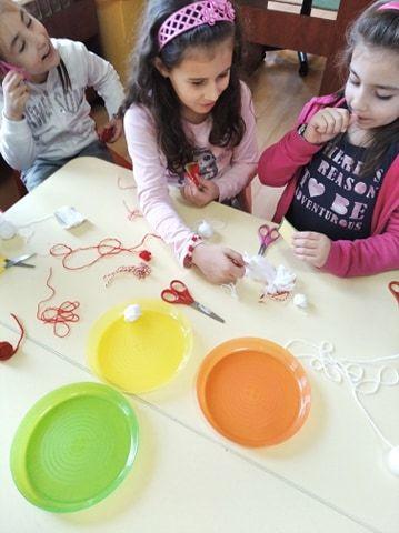 Подготовка за Баба Марта - ДГ 171 Свобода - София